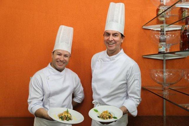 Alunos do Senac Rondônia criam salada regional - Gente de Opinião