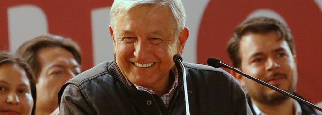 Lula mexicano tem vitória arrasadora  - Gente de Opinião