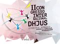 II Congresso Internacional em Direitos Humanos e Desenvolvimento da Justiça tem inscrições abertas para minicursos