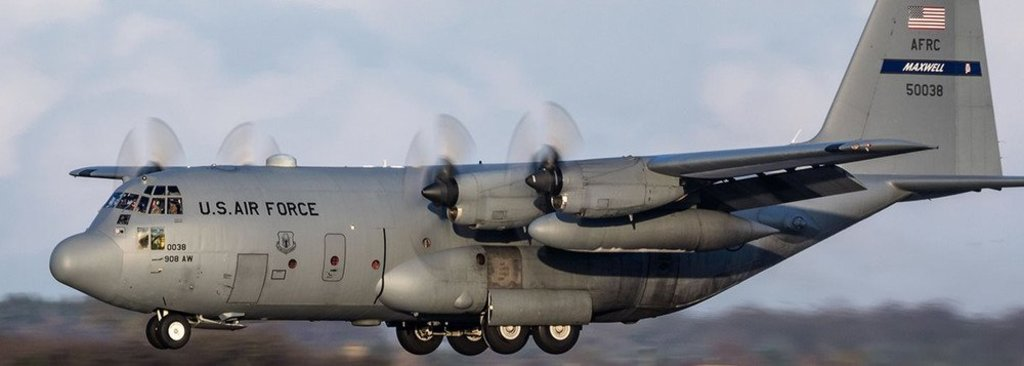 Aviões militares americanos pousam no aeroporto de Manaus - Gente de Opinião