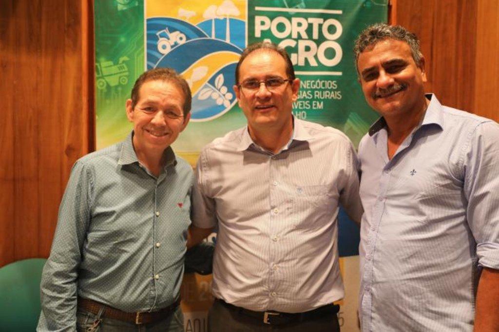 Fecomércio-RO participa do Lançamento da PortoAgro - Gente de Opinião