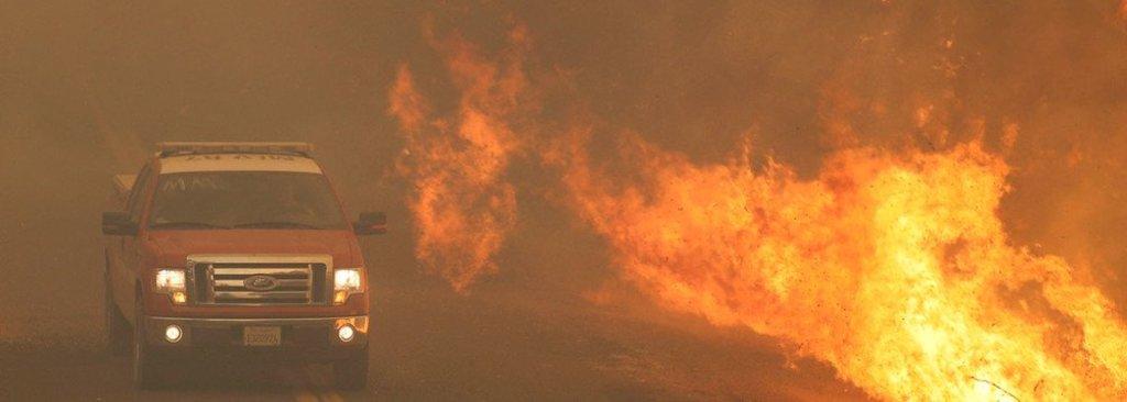 Califórnia combate maior incêndio florestal de sua história  - Gente de Opinião