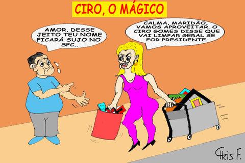 CIRO, O MÁGICO