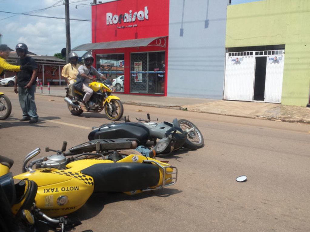 SEMTRAN: 80% dos motociclistas envolvidos nos acidentes em PVH, não possuem habilitação (VÍDEO) - Gente de Opinião