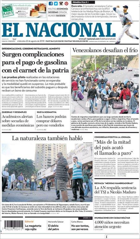 Crise em Roraima também é fruto de campanha contra venezuelanos   - Gente de Opinião