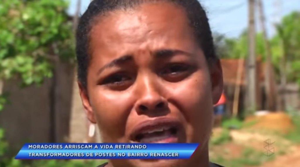 CORTE DE ENERGIA: Moradores arriscam a vida tirando transformadores dos postes (VÍDEO) - Gente de Opinião