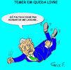 Funaro: Cunha pagou propina a Temer desde 2003