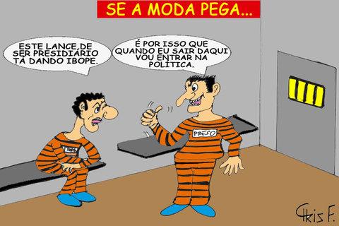 SE A MODA PEGA...