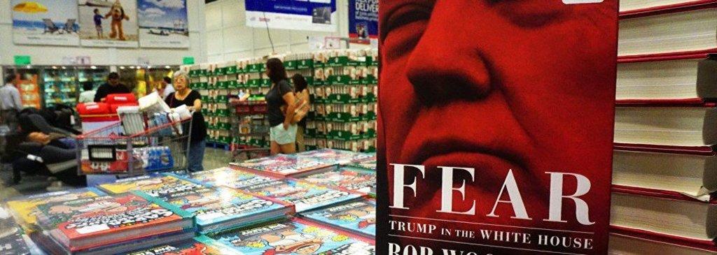 O que há no livro explosivo contra Trump - Gente de Opinião