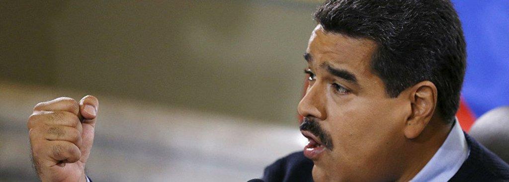 Maduro diz que Venezuela está pronta para repelir invasão militar  - Gente de Opinião