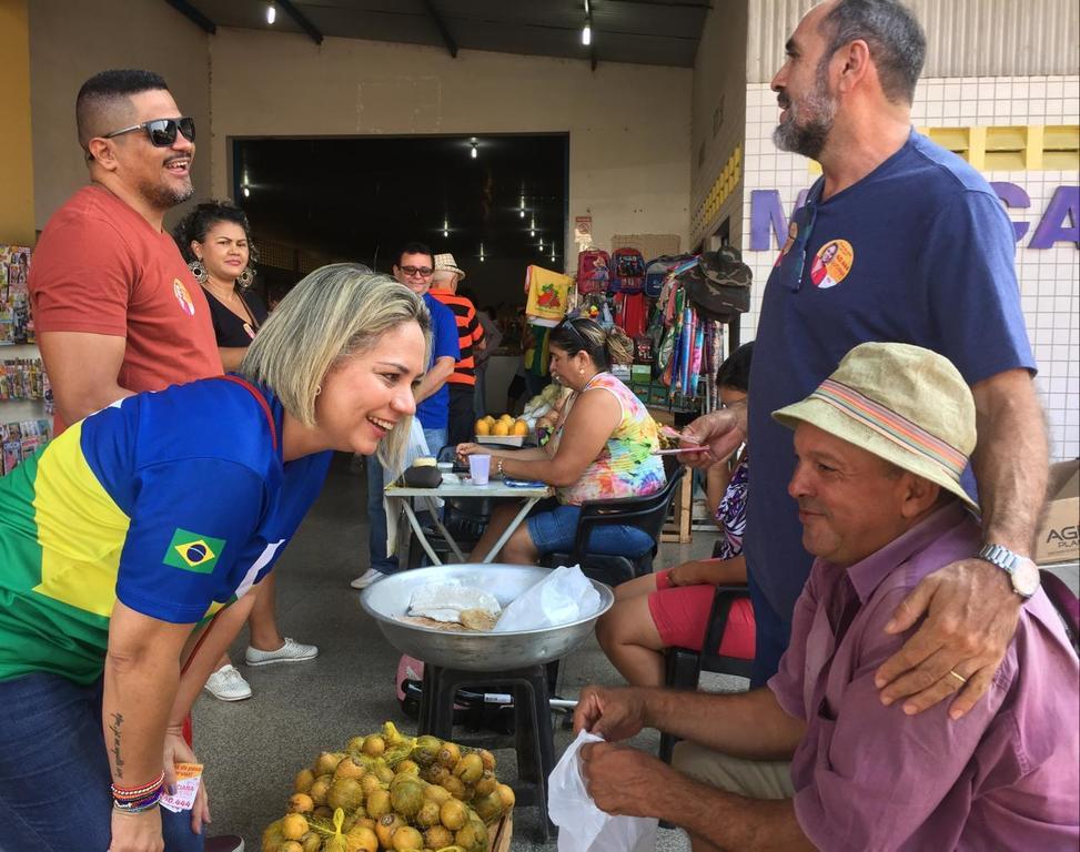 De Antonio Serpa Amaral Filho (Basinho), para Luciana Oliveira - Gente de Opinião