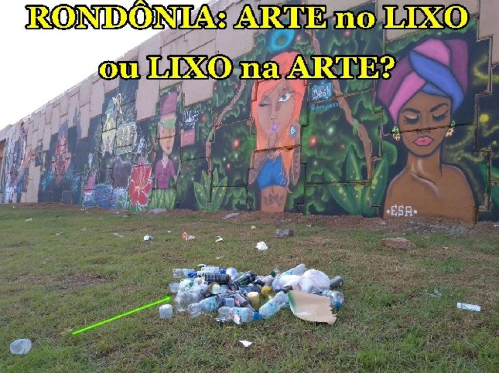 Rondônia: viadutos sem Arte - Por Professor Nazareno - Gente de Opinião