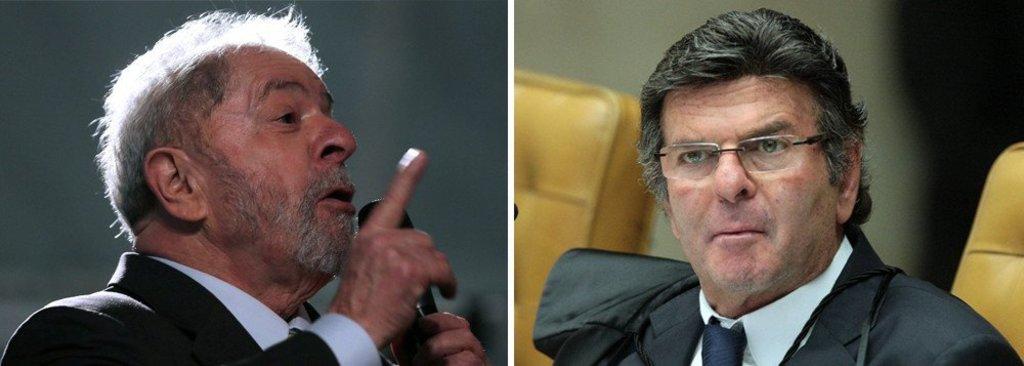 Fux afronta Lewandowski e veta entrevistas de Lula - Gente de Opinião