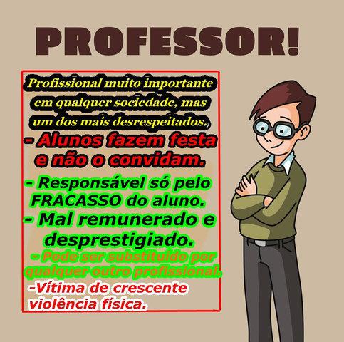 Professores fascistas e corruptos - Por Professor Nazareno - Gente de Opinião