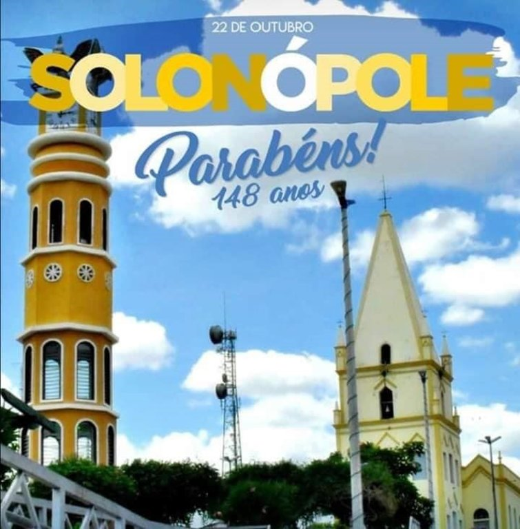Solonópole, minha terra natal - Por Ciro Pinheiro - Gente de Opinião