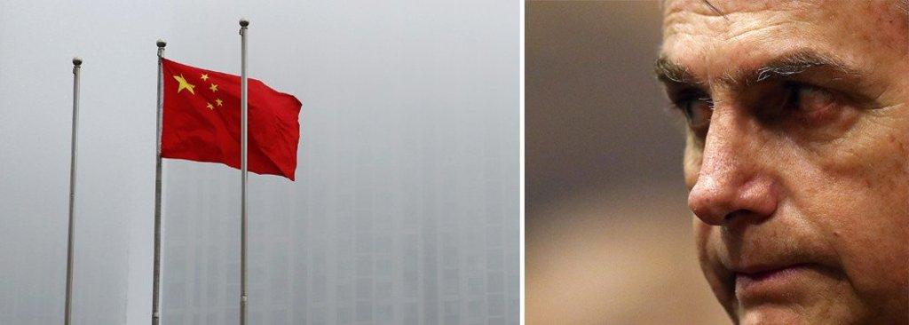 China faz dura advertência a Bolsonaro, que imita Trump e pode isolar Brasil - Gente de Opinião