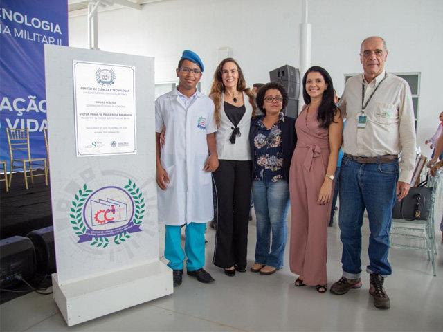Inauguração de Centro de Ciência e Tecnologia é mais uma iniciativa da Energia Sustentável do Brasil  - Gente de Opinião