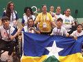 Atleta de Porto Velho é Bicampeão Brasileiro Paralímpico de Bocha