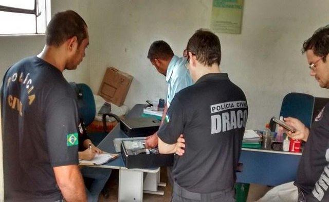 Operação Aprendiz prende dois suspeitos de emitir certificados falsos em Porto Velho - Gente de Opinião