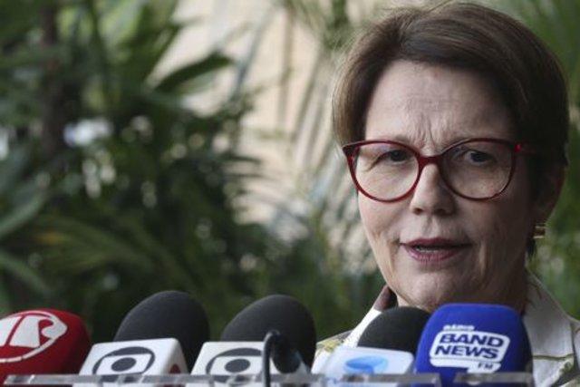 A futura ministra da Agricultura, Tereza Cristina, anunciou a criação de três secretarias - Arquivo/Agência Brasil - Gente de Opinião
