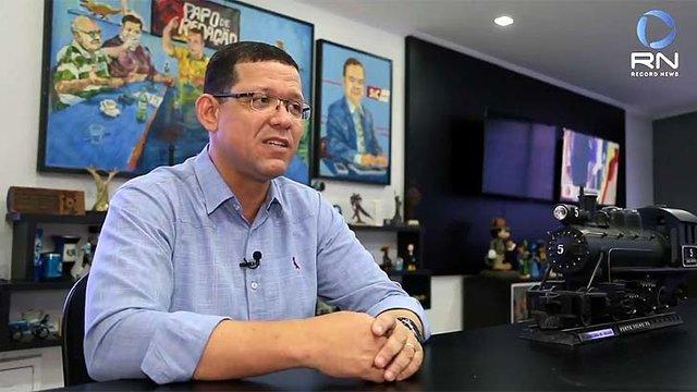 Marcos Rocha: Está tão perdido quanto cego em tiroteio - Gente de Opinião