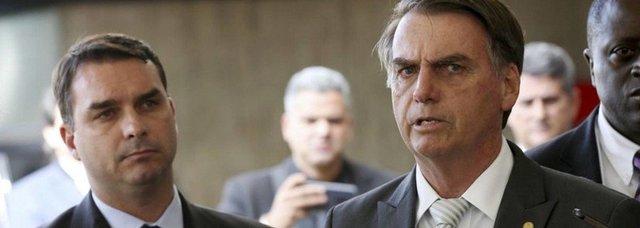 JAIR BOLSONARO JOGA O FILHO AO MAR: SE FOR PROVADO QUE ERROU, PAGARÁ - Gente de Opinião
