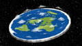 """A Terra é plana"""