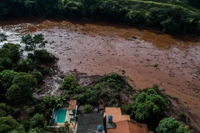 Brumadinho: Assista ao vídeo do momento do rompimento da barragem - Gente de Opinião