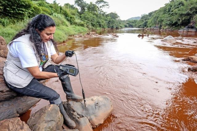 Brumadinho: Qualidade da água do rio Paraopeba é considerada ruim. Veja as imagens - Gente de Opinião