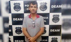 A polícia de Anápolis prendeu Sandro Teixeira de Oliveira, filho do médium João de Deus - Polícia Civil/divulgação - Gente de Opinião