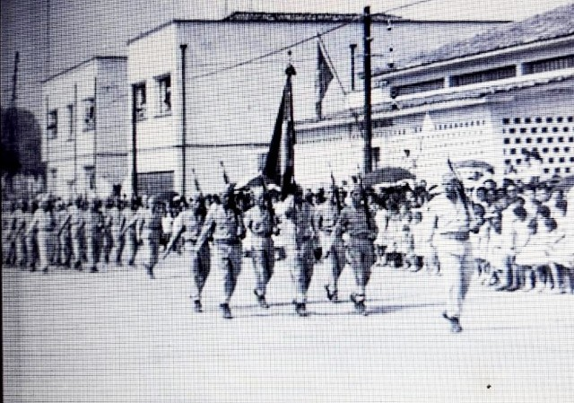Antiga Guarda Territorial - Gente de Opinião