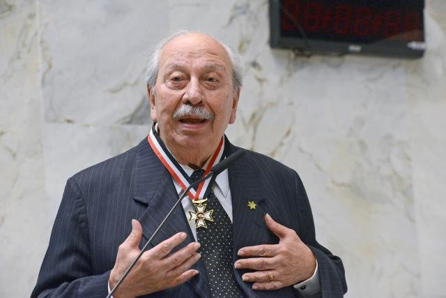 ASSEMBLEIA DE SÃO PAULO HOMENAGEIA EX-MINISTRO ALMINO AFFONSO - Gente de Opinião