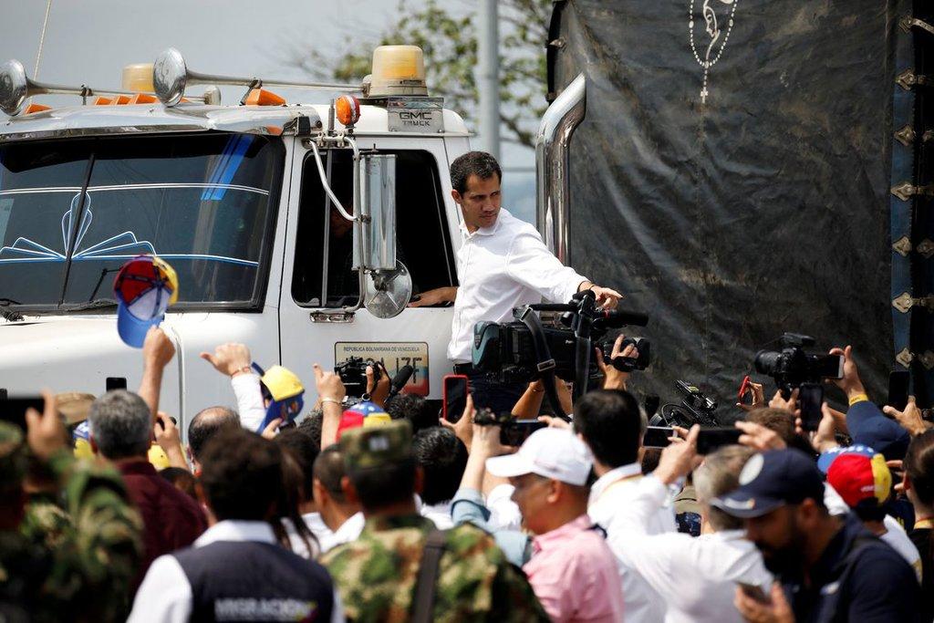 REUTERS / Marco Bello / direitos reservados - Gente de Opinião