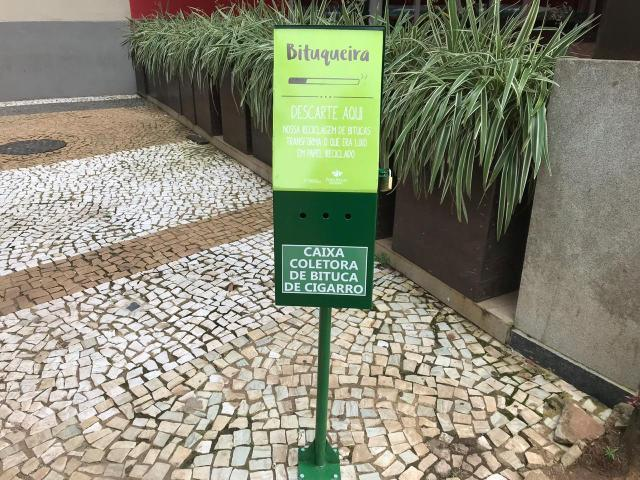 Porto Velho Shopping é pioneiro em reciclar bituca de cigarros em Rondônia - Gente de Opinião