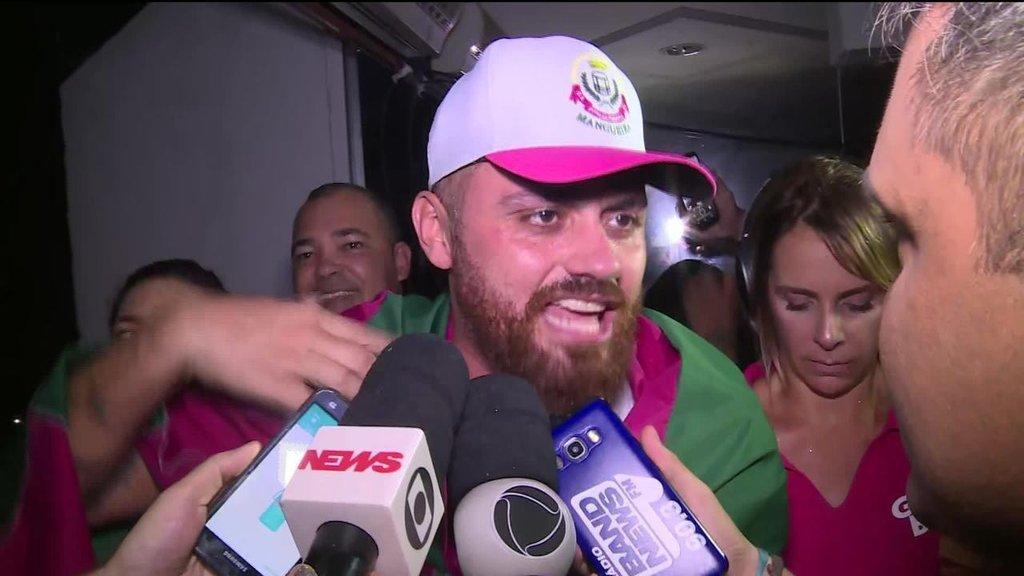 CARNAVALESCO CAMPEÃO DA MANGUEIRA REBATE BOLSONARO: CARNAVAL NÃO É O QUE VOCÊ QUIS MOSTRAR - Gente de Opinião
