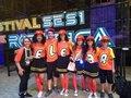 Alunos do Sesi Vilhena participam de  Torneio de Robótica no Rio, até segunda