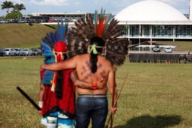Todo dia é dia de índio - Gente de Opinião