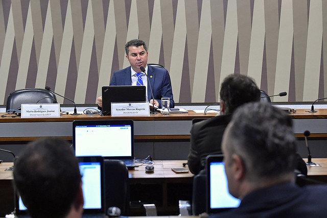 Senador Marcos Rogério sugere o afastamento cautelar de diretor-geral da ANTT - Gente de Opinião