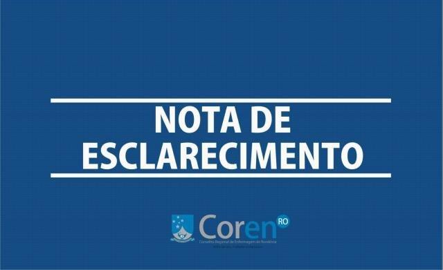 NOTA DE ESCLARECIMENTO- IESMIG não tem autorização do MEC para ofertar curso de Enfermagem na modalidade EaD em Rondônia - Gente de Opinião