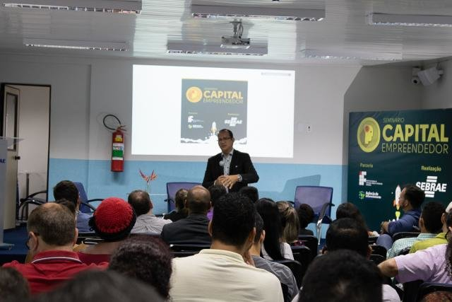 Sebrae realiza lançamento do Projeto Capital Empreendedor em Porto Velho   - Gente de Opinião