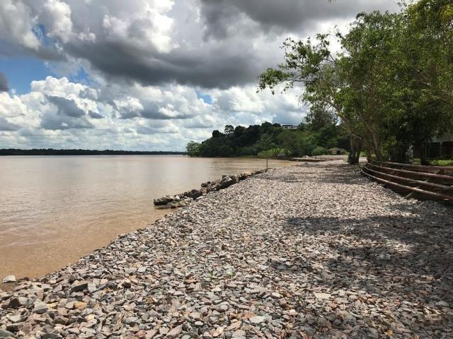Obra de proteção das margens do rio Madeira está em fase de finalização - Gente de Opinião