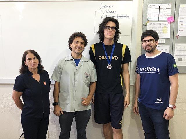 Aluno do Colégio Sapiens é único medalhista em Rondônia na Olimpíada de Física - Gente de Opinião