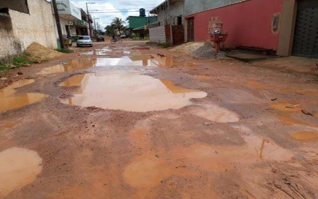 Vereadora Cristiane Lopes requer asfalto para ruas do bairro Igarapé - Gente de Opinião
