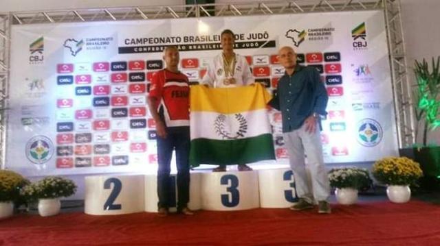 Gladson, de Extrema, conquistou dois bronze - Foto: Paulo Sergio - Gente de Opinião