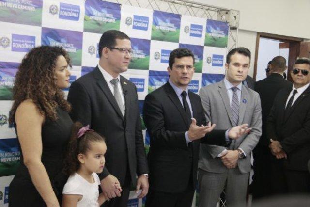 O pacote de medidas foi assinado em abril com a presença do Ministro da Justiça, Sérgio Moro - Gente de Opinião