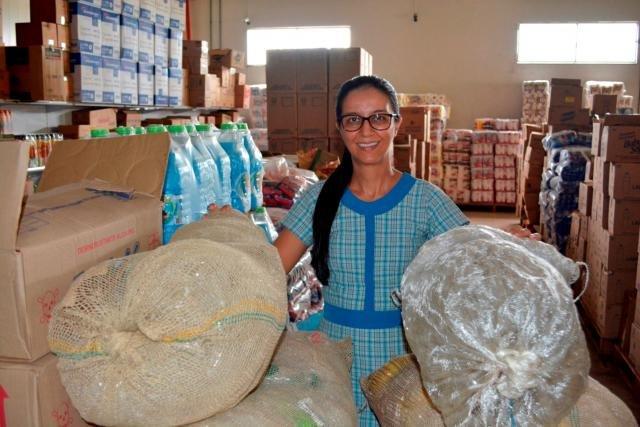 Empresária de Ariquemes aposta na reciclagem em supermercado  - Gente de Opinião