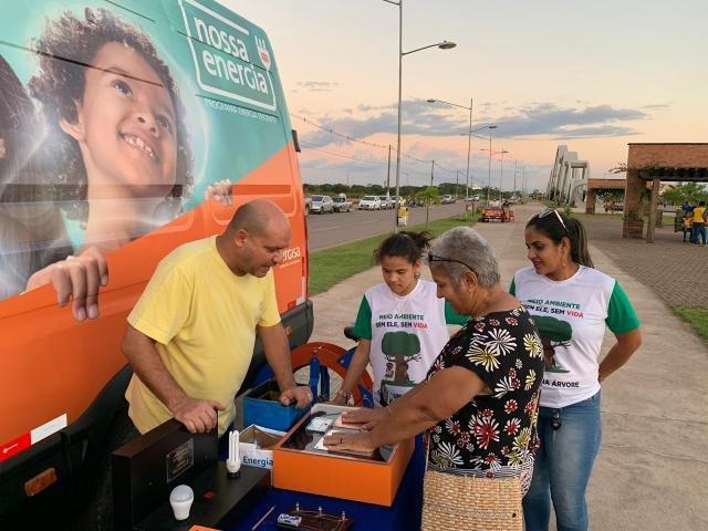 Ceron distribuiu 150 mudas de Ipês em Porto Velho - Gente de Opinião