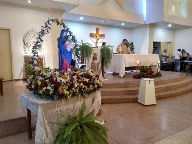 Igreja de Nossa Senhora do Perpétuo Socorro terá festa em agosto - Gente de Opinião