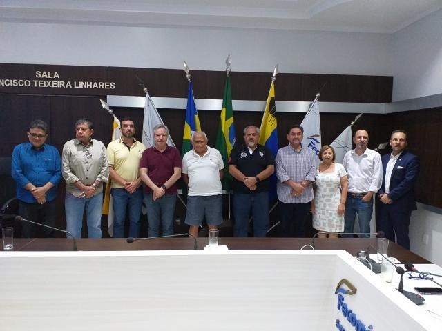 Empresários e diretores da CDL de Manaus visitam Porto Velho  - Gente de Opinião