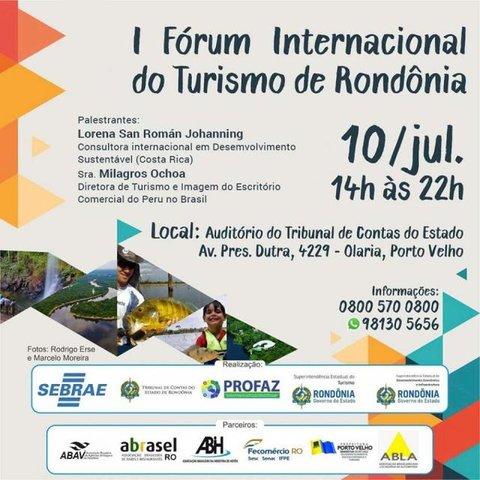 Lenha na Fogueira: - Arraial Musical da EMJA - SETUR realiza Fórum Internacional  de Turismo - Gente de Opinião